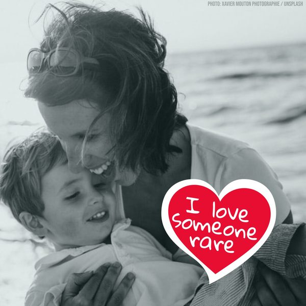 """Click on the above image to get the """"I LOVE SOMEONE RARE"""" overlay."""