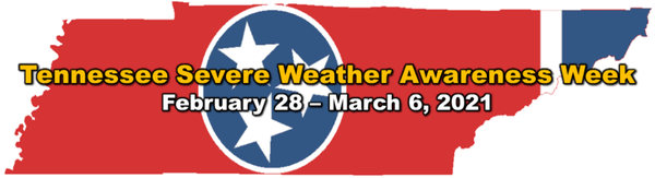 Robertson County Weather: Tennessee Severe Weather Awareness Week