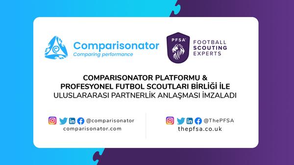 Comparisonator & PFSA Partnerlik Anlaşması İmzaladı - Comparisonator