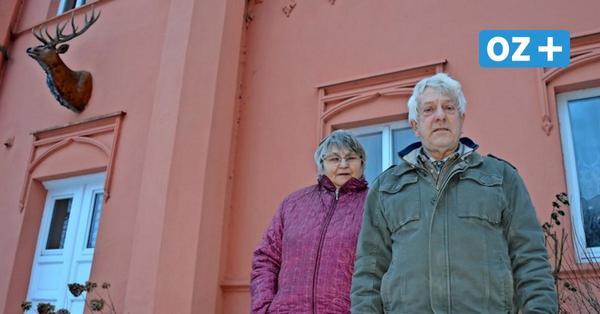 Wie das Forsthaus in Alt Pastitz wieder zu Farbe und Hirschkopf kam