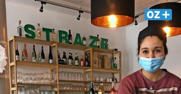"""""""Straze"""" in Greifswald bietet Mittagessen, Kaffee und Kuchen zum Mitnehmen"""