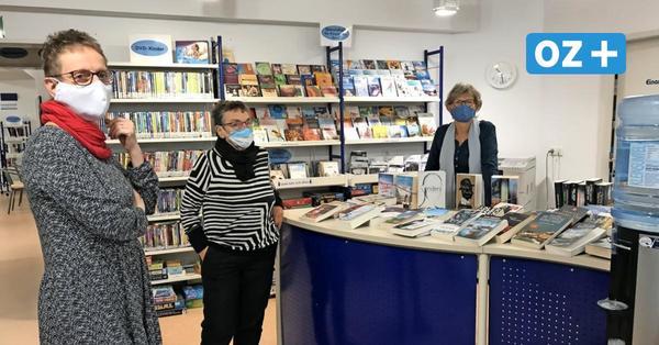 Große Nachfrage: Grimmener Bibliothek erweitert Abholservice