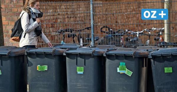Müllgebühren um 15 Prozent rauf? Kreistag Vorpommern-Rügen stimmt dagegen