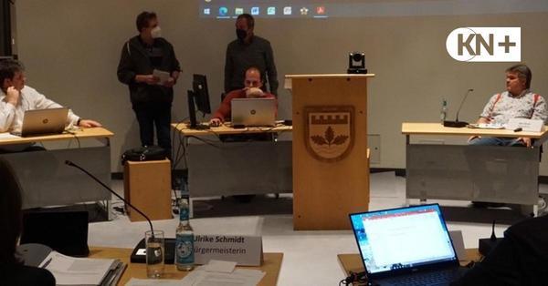 Technik bei Online-Sitzung brach zusammen - Bürger wurden ausgeschlossen