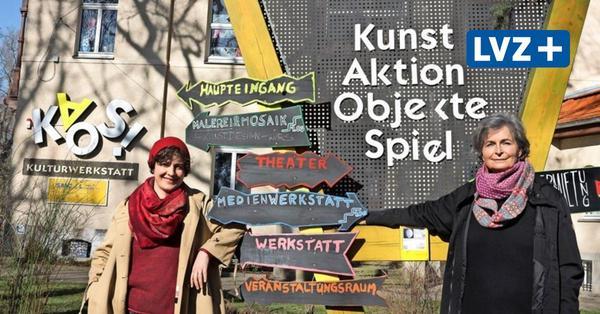 Unter neuer Leitung: Das plant die Kaos-Kulturwerkstatt Leipzig für die Rückkehr