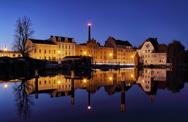 Oh, du wunderschöne Havelstadt. (Foto: Jens Friebel)