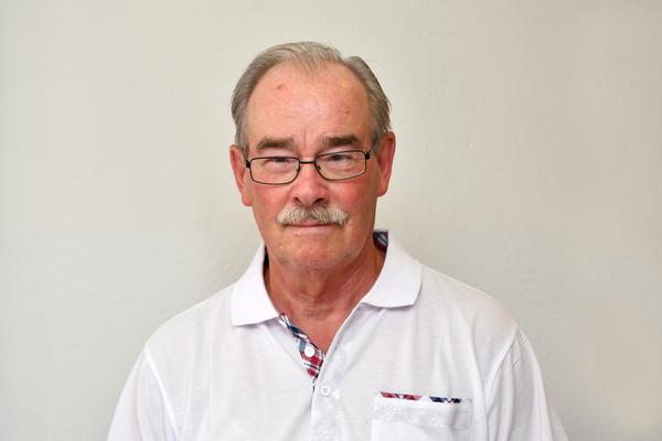 Bernd Voigt, Ortsvorsteher von Göttin. (Foto: Böhme)