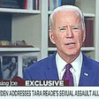 Intelligence Analysis Video - Body Language Experts On Joe Biden Interview Reveals 'The Delaware Papers' Burued For 20-Years At University ... More ( click here )