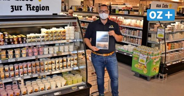 Greifswalderin kritisiert Supermarkt Edeka: Mindestabstände nicht eingehalten?