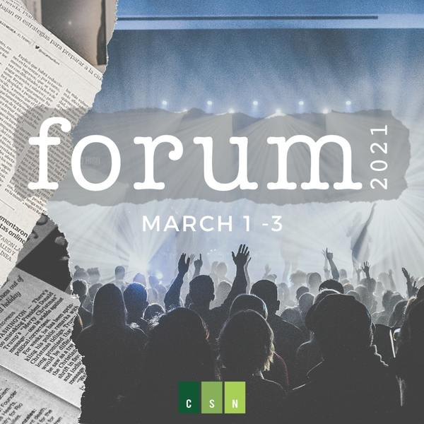 On March 1-3 you can connect with other church and stewardship leaders, all from the comfort of your home! Join me and some of my volunteers online for this year's Christian Stewardship Network Forum. Get 10% off registration with the code CSN-LAST10. Click the image above to learn more and register while you still can.