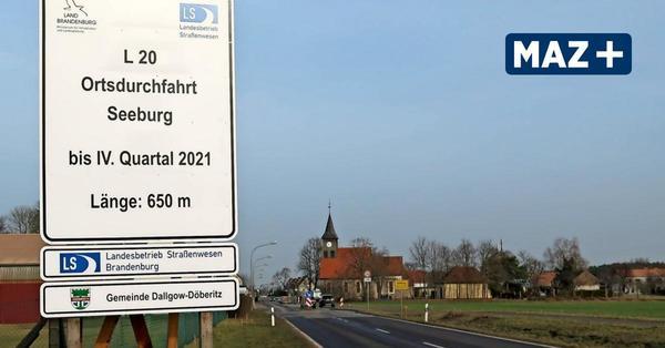 L20-Vollsperrung in Seeburg ab Montag: So verläuft die Umleitung