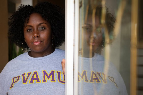Texas' oldest Black university was built on a former plantation. Its students still fight a legacy of voter suppression.