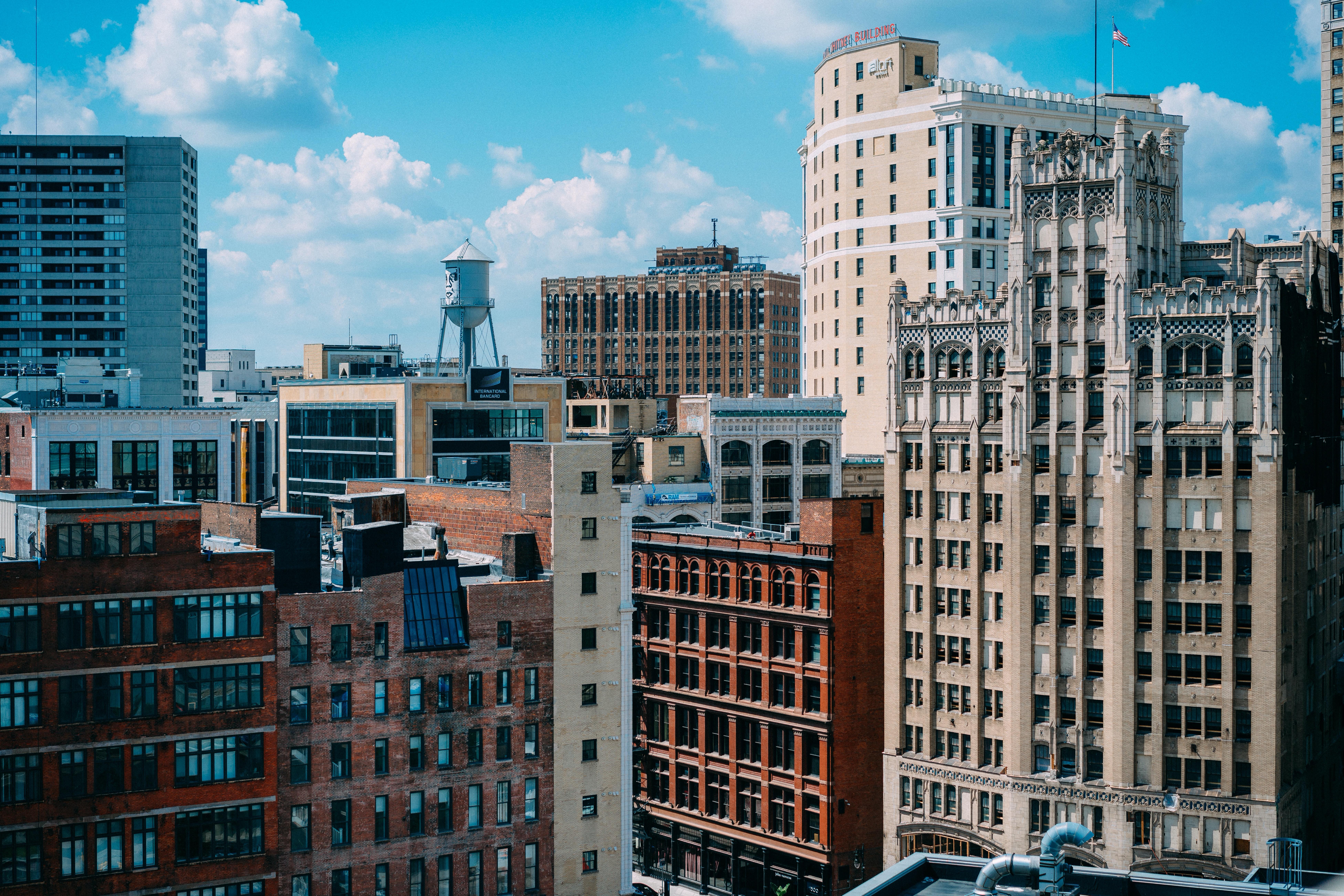 Detroit. (Photo by Alex Brisbey on Unsplash)