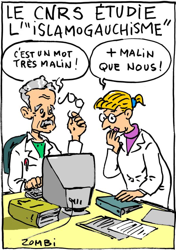 """Caricature par Zombi pour le webzine BD & Caricature """"Zébra""""."""