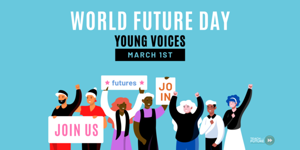 World Future Day – Teach the Future