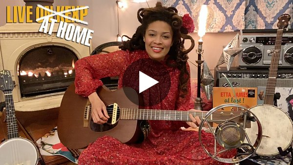 Valerie June - Performance & Interview (Live on KEXP at Home)