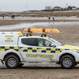 Woman with ankle injury rescued from Hilbre Island - West Kirby