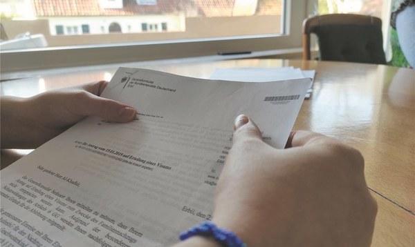 Familiennachzug: Langes Warten auf die Entscheidung - Heidekreis - Walsroder Zeitung