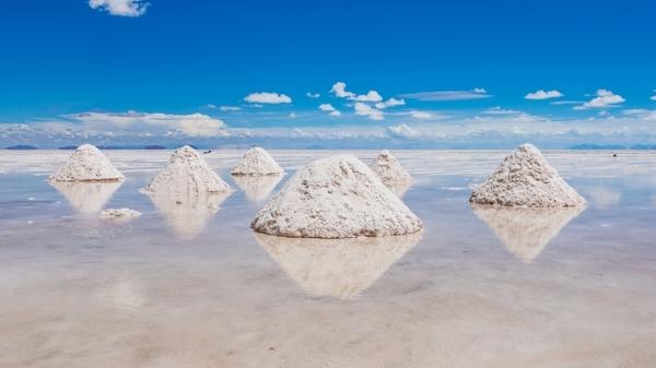 South America: Latin America's lithium triangle