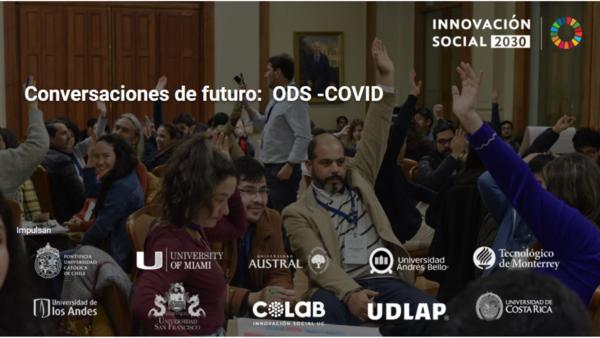 Event: conversaciones Covid y ODS, una apuesta por la sostenibilidad en la región