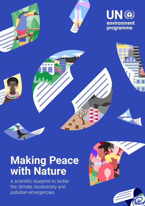Landmark UN report: Making Peace With Nature