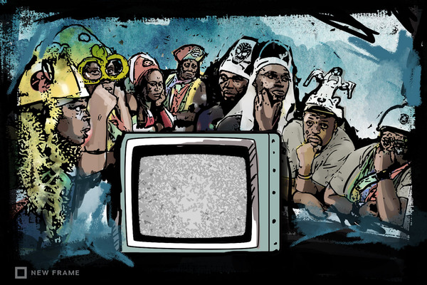 South Africa's bizarre TV tax even baffles the tax collector