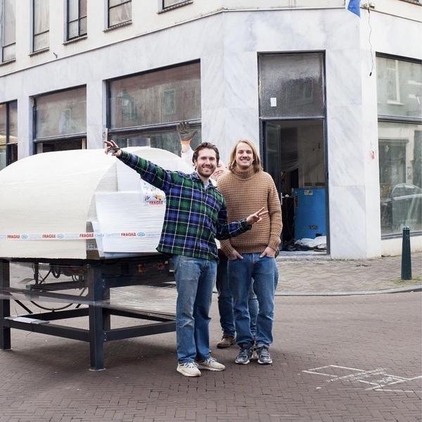 Vincenzo en Yaron openen bij The Hague's Finest om de hoek: de Prinsestraat 12