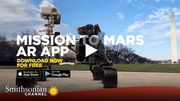 Mission to Mars AR App 🚀