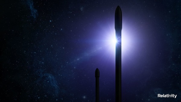 Relativity Space unveils a reusable, 3D-printed rocket to compete with SpaceX's Falcon 9