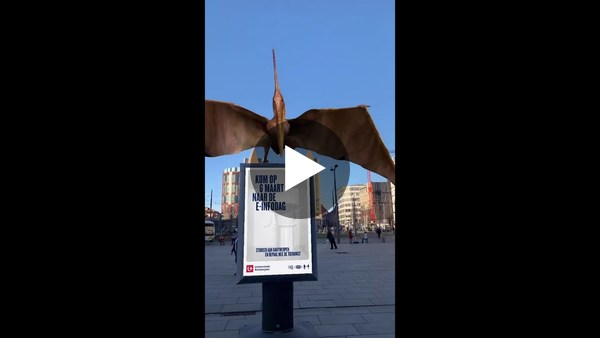 The future comes to life with AR experiences from the University of Antwerp