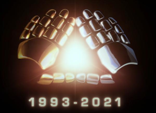 """captura de pantalla del vídeo """"Daft Punk - Epilogue"""" (Youtube Feb 22, 2021)"""