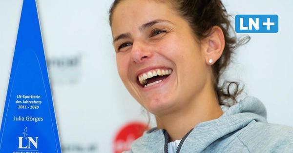 Julia Görges: Wie der Tennis-Star aus Bad Oldesloe die Welt eroberte