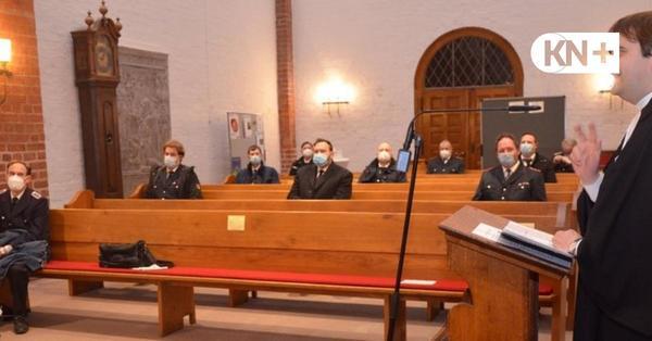 Feuerwehr Schackendorf feiert 100-jähriges Bestehen mit kirchlicher Andacht
