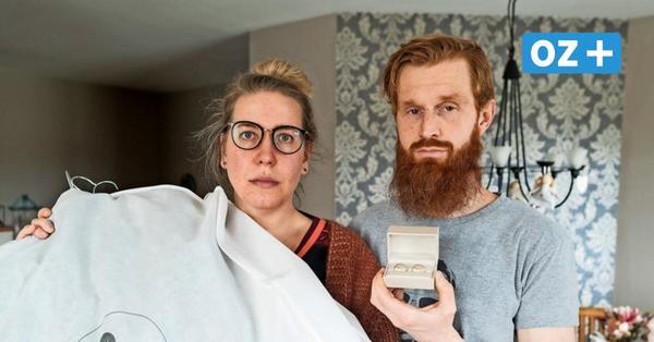 Dieses Paar aus Wismar will seit zehn Jahren heiraten – darum kam immer etwas dazwischen