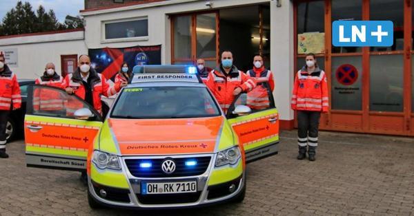 Erste Hilfe für Ostholstein: First Responder sollen Leben retten