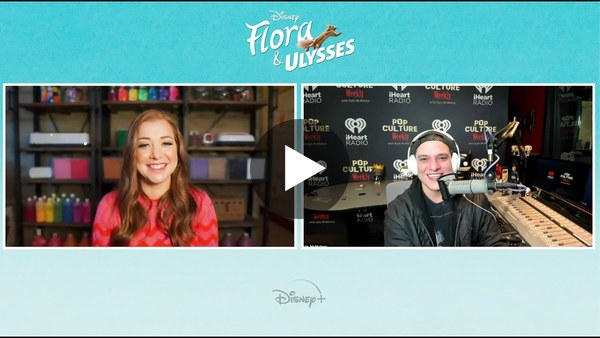 Alyson Hannigan talks Flora & Ulysses movie in an interview with Kyle McMahon for Pop Culture Weekly
