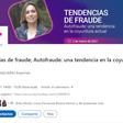 Tendencias de fraude; Autofraude: una tendencia en la coyuntura actual