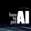 The How To Put AI In Your 2021 FI Business Plan