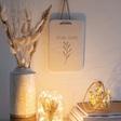Light: Déco en paulownia et verre