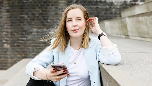 Unser Podcast-Gast in dieser Woche: Clare Devlin (Mädelsabende & folgerichtig)