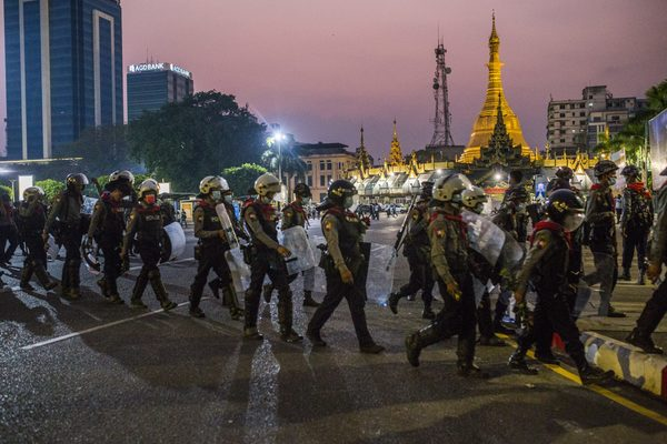 Technology and solidarity won't save Myanmar's young protesters - Rest of World