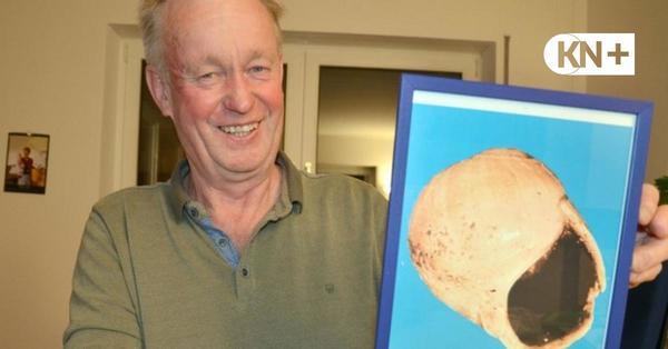 Werner Mevs aus Ellerdorf: Nach ihm wurde eine Muschel benannt