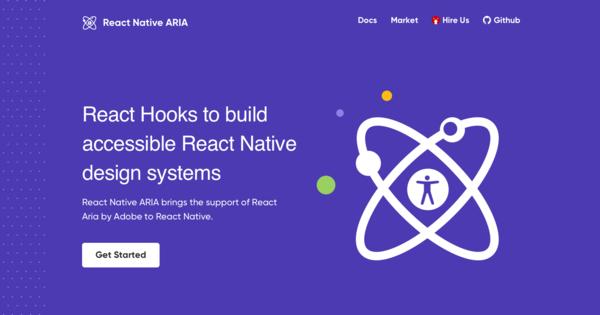 React-Native-Aria