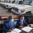 Scandale financier: Manaouda Malachie achète 25 ambulances à plus de 7 milliards