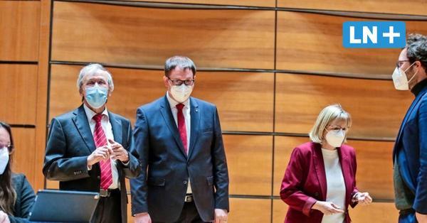 Zerwürfnis zwischen Minister und Lübecker Politikern