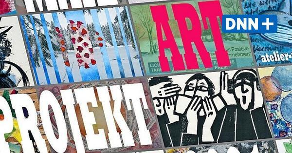 Projekt aus Dresden und Radeburg: Mail Art-Stimmen ausdem Lockdown