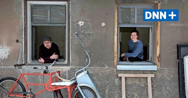 Ein Dresdner Kunstprojekt lässt die Risikogruppe im Lockdown zu Wort kommen