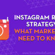 Instagram Reels Strategy: What Marketers Need to Know : Social Media Examiner