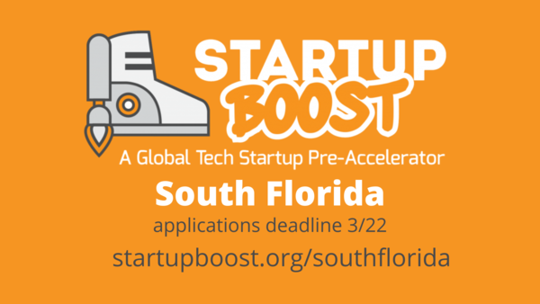 Startup Boost South Florida