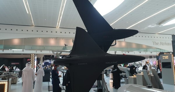Unmanned systems, artificial intelligence dominate the IDEX showroom